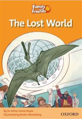 خرید کتاب انگليسی Family and Friends Readers 4 The Lost World