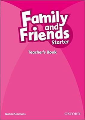 خرید کتاب انگليسی Family and Friends Starter: Teachers book