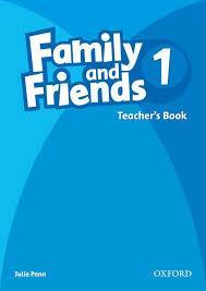 خرید کتاب انگليسی Family and Friends Teachers Book 1