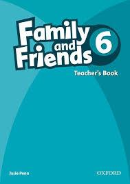 خرید کتاب انگليسی Family and Friends Teachers Book 6