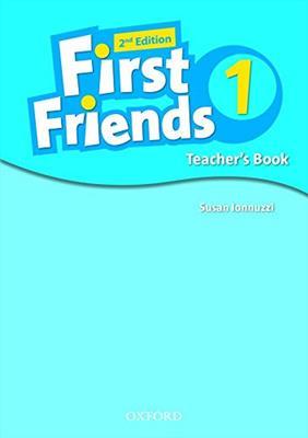 خرید کتاب انگليسی First Friends 1 (2nd) Teachers Book