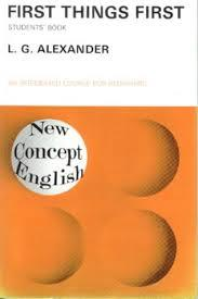 خرید کتاب انگليسی First Things First-Alexander + CD