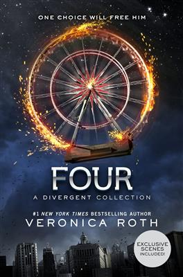 خرید کتاب انگليسی Four-A Divergent Collection-Full Text