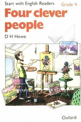 خرید کتاب انگليسی Four Clever People