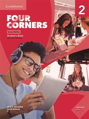 خرید کتاب انگليسی Four Corners 2 Second Edition