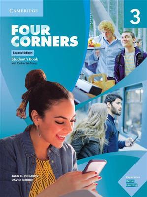 خرید کتاب انگليسی Four Corners 3 Second Edition