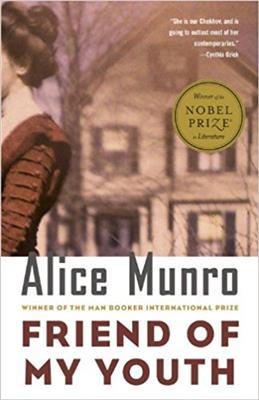 خرید کتاب انگليسی Friend of My Youth-Full Text