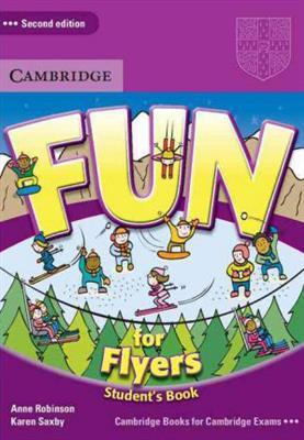 خرید کتاب انگليسی Fun for Flyers 2nd edition