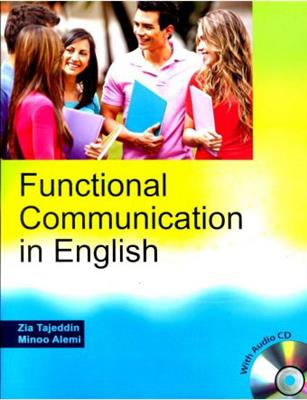 خرید کتاب انگليسی Functional Communication in English +CD