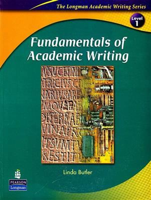 خرید کتاب انگليسی Fundamentals of Academic Writing