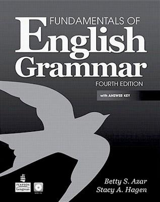 خرید کتاب انگليسی Fundamentals of English Grammar 4th+CD