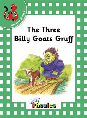 خرید کتاب انگليسی General Fiction 1 -The Three Billy Goats Gruff