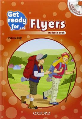 خرید کتاب انگليسی Get Ready for Flyers + CD