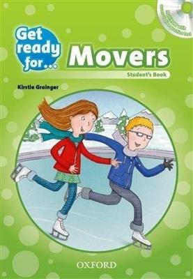 خرید کتاب انگليسی Get Ready for Movers + CD