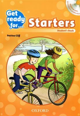 خرید کتاب انگليسی Get Ready for Starters + CD