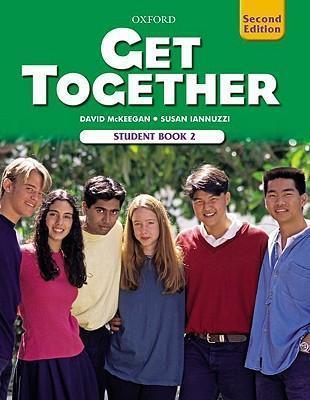 خرید کتاب انگليسی Get Together Student's Book 2nd Edition