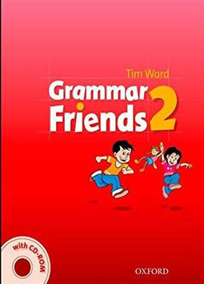 خرید کتاب انگليسی Grammar Friends 2 Students Book+CD