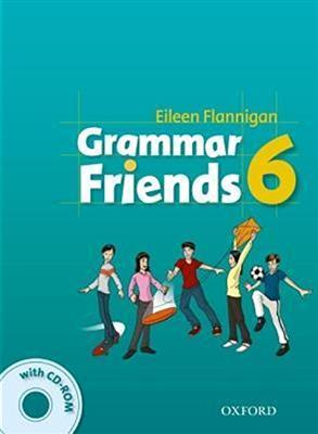 خرید کتاب انگليسی Grammar Friends 6 Students Book+CD