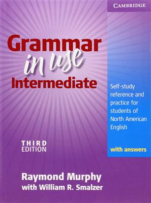 خرید کتاب انگليسی Grammar In Use Intermediate(North American) 4rd+CD