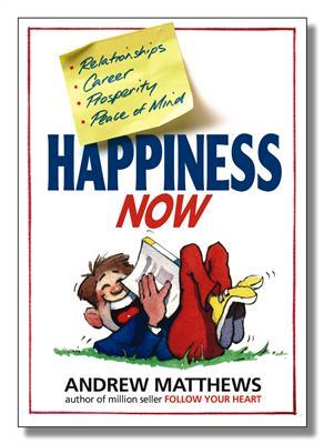 خرید کتاب انگليسی Happiness Now