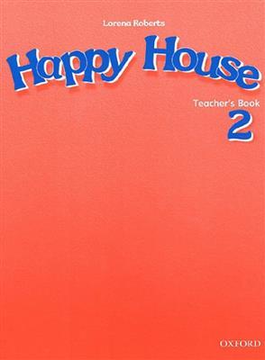 خرید کتاب انگليسی Happy House 2 Teachers Book