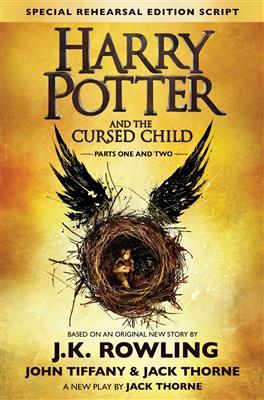 خرید کتاب انگليسی Harry Potter and the Cursed Child