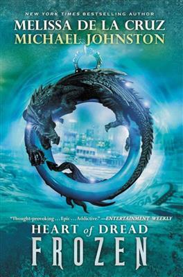 خرید کتاب انگليسی Heart of Dread-Frozen-Book1-Full Text
