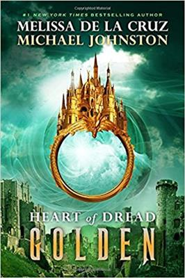 خرید کتاب انگليسی Heart of Dread-Golden-Book3-Full Text
