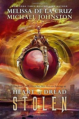 خرید کتاب انگليسی Heart of Dread-Stolen-Book2-Full Text