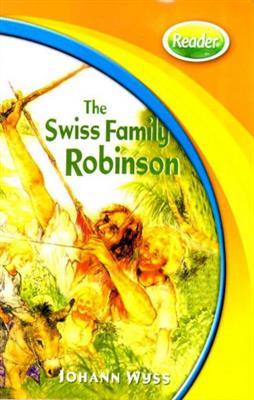 خرید کتاب انگليسی Hip Hip Hooray Readers-The Swiss Family Robinson