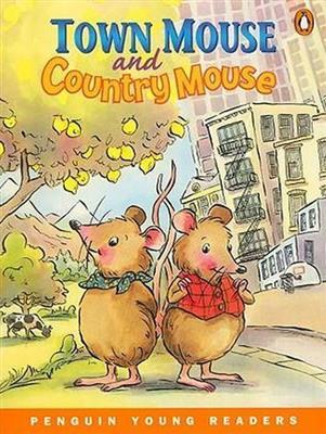 خرید کتاب انگليسی Hip Hip Hooray Readers-Town Mouse and Country Mouse
