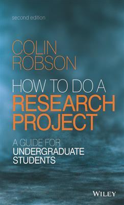 خرید کتاب انگليسی How to do a Research Project