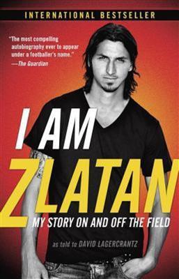 خرید کتاب انگليسی I Am Zlatan-Full Text