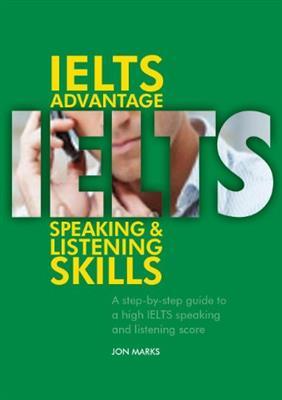 خرید کتاب انگليسی IELTS Advantage Listening & Speaking Skills+CD