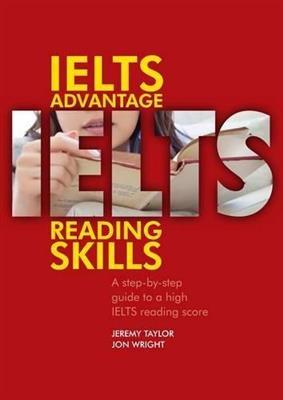 خرید کتاب انگليسی IELTS Advantage Reading Skills