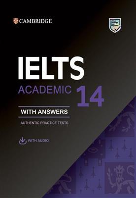 خرید کتاب انگليسی IELTS Cambridge 14 Academic +CD