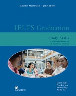خرید کتاب انگليسی IELTS Graduation (study skills)+CD