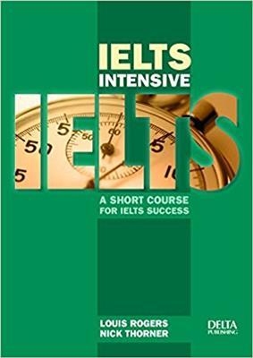 خرید کتاب انگليسی IELTS Intensive-A short course for IELTS success+CD
