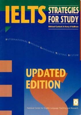 خرید کتاب انگليسی IELTS Strategies For Study