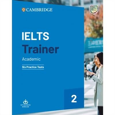 خرید کتاب انگليسی IELTS Trainer 2 Academic Six Practice Tests