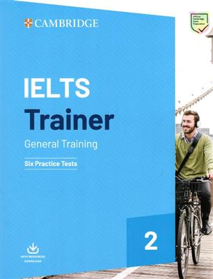 خرید کتاب انگليسی IELTS Trainer 2 General Training Six Practice Tests