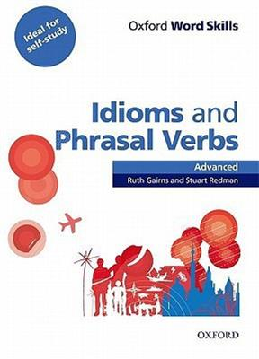 خرید کتاب انگليسی Idioms and Phrasal Verbs Advanced-Word Skills