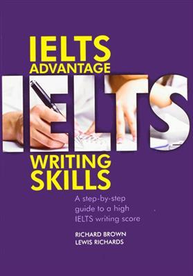 خرید کتاب انگليسی Ielts Advantage Writing Skills