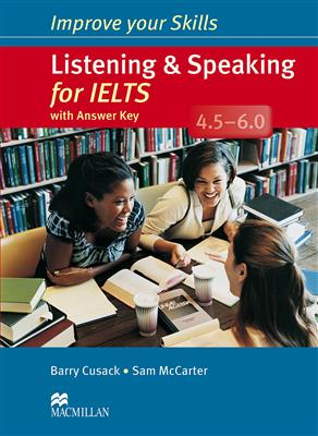 خرید کتاب انگليسی Improve Your Skills: Listening and speaking for IELTS+CD 4.5-6.0