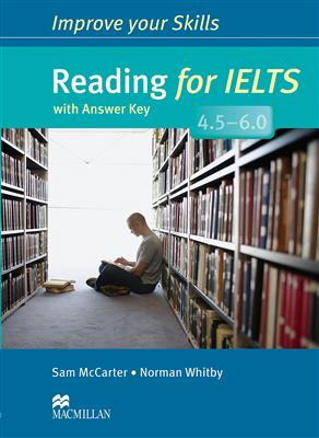 خرید کتاب انگليسی Improve Your Skills: Reading for IELTS 4.5-6.0