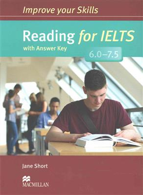خرید کتاب انگليسی Improve Your Skills: Reading for IELTS 6.0-7.5