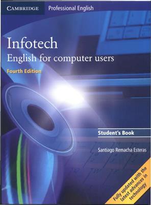 خرید کتاب انگليسی Infotech Student's Book + CD