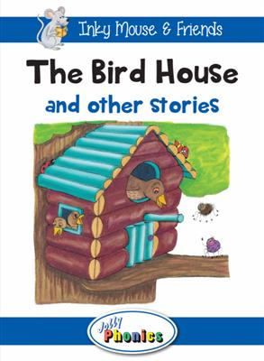 خرید کتاب انگليسی Inky Mouse and Friends 2 - The Bird House