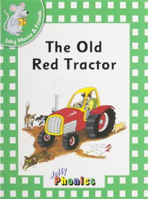 خرید کتاب انگليسی Inky Mouse and Friends 3 - The Old Red Tractor