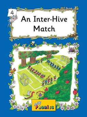 خرید کتاب انگليسی Inky Mouse and Friends 4 -an inter- Hive Match